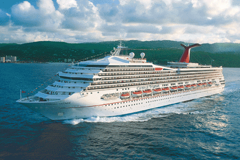 5 night western caribbean from new orleans cruise on carnival