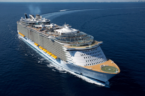 Night Eastern Caribbean Cruise On Oasis Of The Seas From Port - Oasis of the sea cruise ship