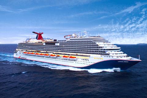 Night Eastern Caribbean From Galveston Cruise On Carnival Breeze - Cruise ship galveston