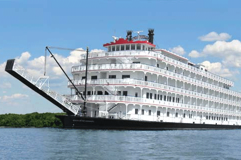 7 Night Lower Mississippi River Cruise On American Eagle From New Orleans Sai