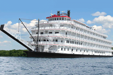 Cruises From New Orleans >> 7 Night Lower Mississippi River Cruise On America From New Orleans
