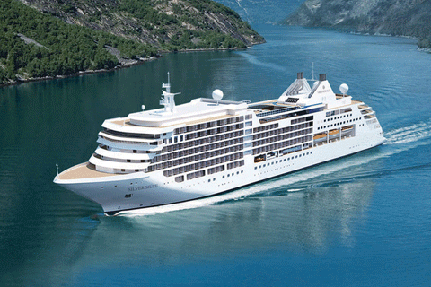 Night South America Cruise On Silver Muse From Santiago - Cruise to south america