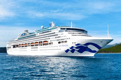 Night Australia And New Zealand Cruise On Sun Princess From - Cruise ship deals australia