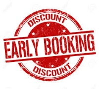 $500 Early Booking Discount - Expires 3/31