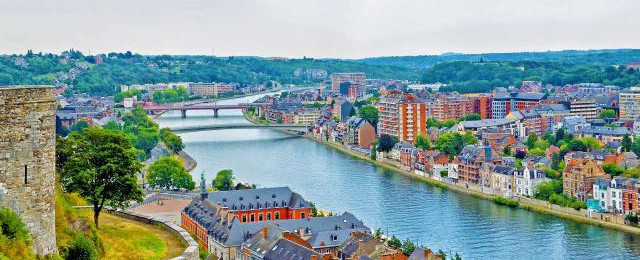 Rhine-Meuse River Cruises