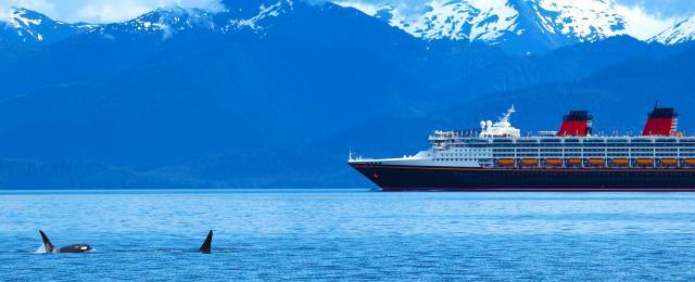 Alaska Inside Passage Cruises On AlaskaCruises.com