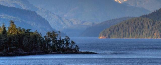 Alaska Inside Passage Cruises