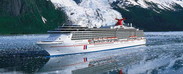 Carnival Alaska Cruises And Cruise Ships On AlaskaCruisescom - Cruises from seattle