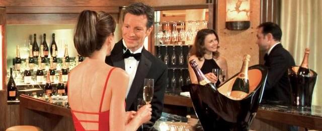 Cunard Line Bar