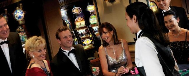 Cunard Line Casino