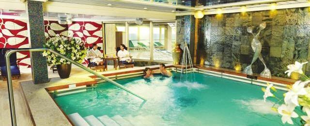 Cunard Line Pool