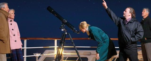 Cunard Line Star Observation