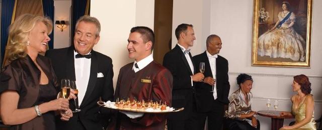 Cunard Line Gathering