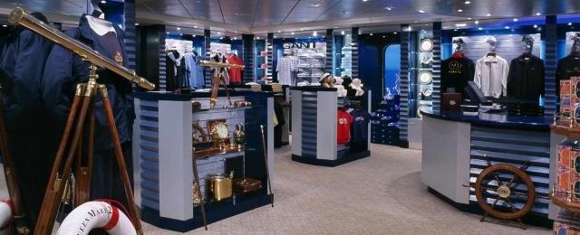 Cunard Line Store