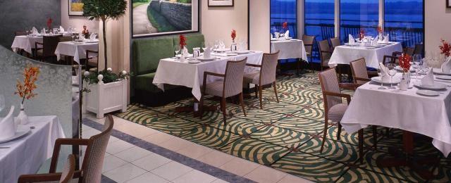 Cunard Line Restaurant