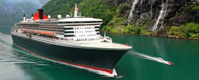 Cunard Line's Queen Mary 2