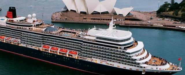 Cunard Line Cunard Line in Sydney