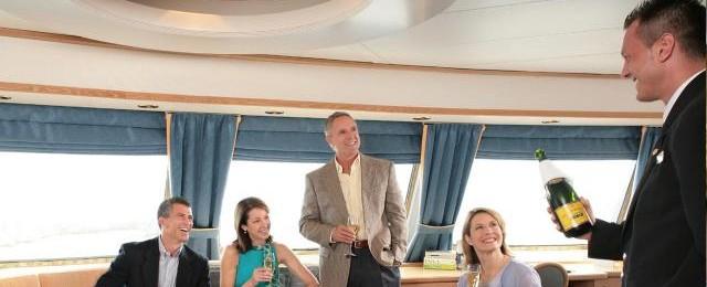 Seabourn Cruises Room Butler