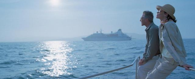 Seabourn Cruises Seabourn at Sea