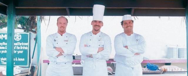 Seabourn Cruises Chefs