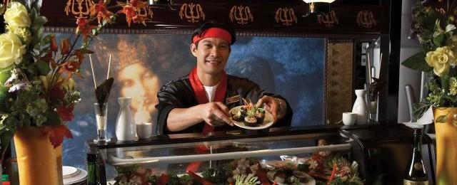 Carnival Cruises Sushi