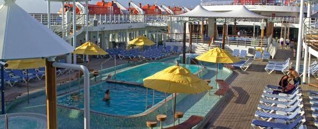Carnival Cruises Deck