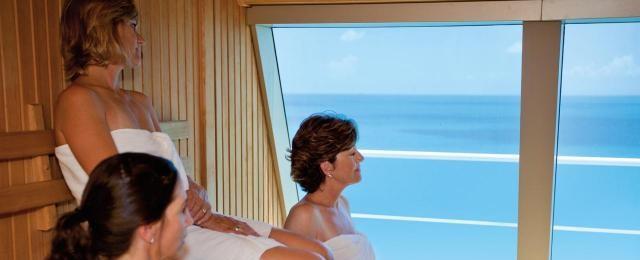 Carnival Cruises Spa