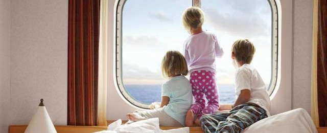 Carnival Cruises Kids Window