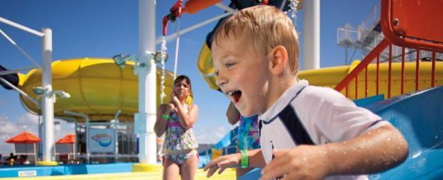 Carnival Cruises Slide