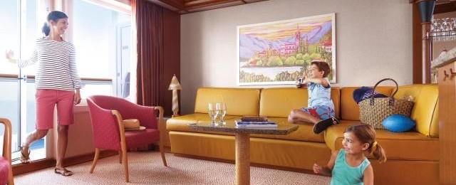 Carnival Cruises Suite