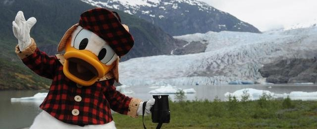 Disney Cruises Donald's Alaskan Adventure