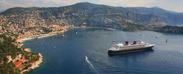 Disney Cruises Magic in Europe