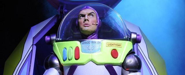 Disney Cruises Buzz Lightyear