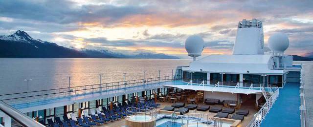 Alaska Cruises And Cruise Ships On AlaskaCruisescom - Oceania regatta cruise ship