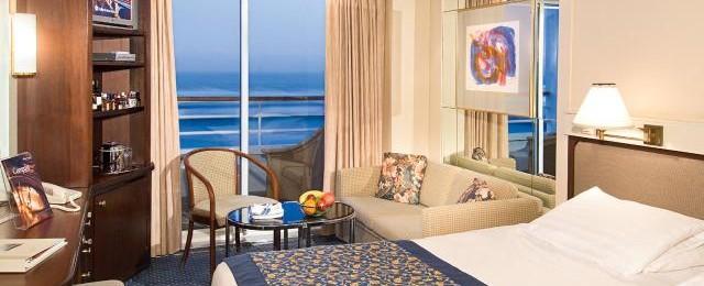 Free Oceanview to Balcony Upgrade