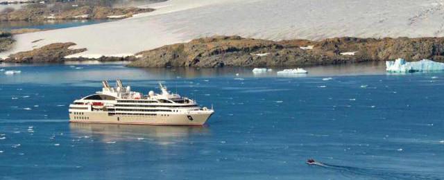 Alaska Cruises And Cruise Ships On AlaskaCruisescom - Ponant cruises