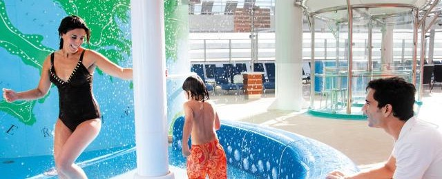 Norwegian Cruise Line Water Fun