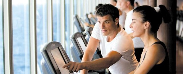 Norwegian Cruise Line Gym