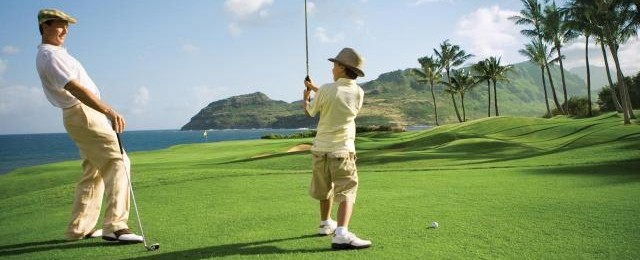Norwegian Cruise Line Golf