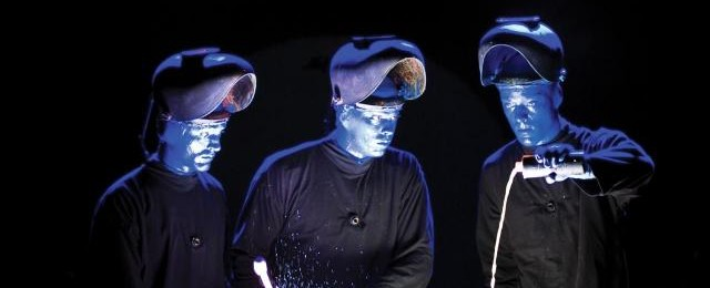 Norwegian Cruise Line Blue Man Group