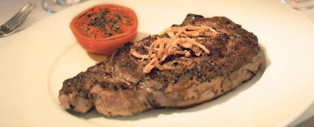Norwegian Cruise Line Juicy Steak