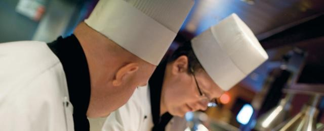 Norwegian Cruise Line Chefs