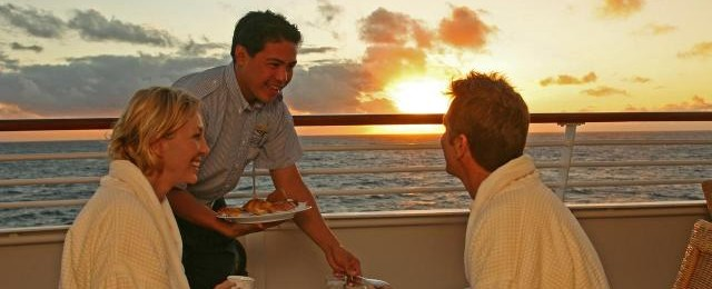 Sea Dream Yacht Club Early Risers