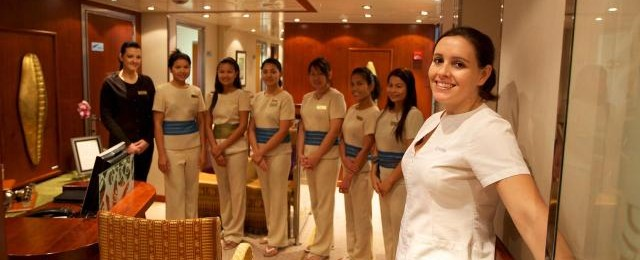 Sea Dream Yacht Club Massage Therapists
