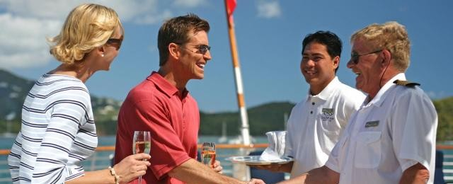 Sea Dream Yacht Club Welcome Aboard