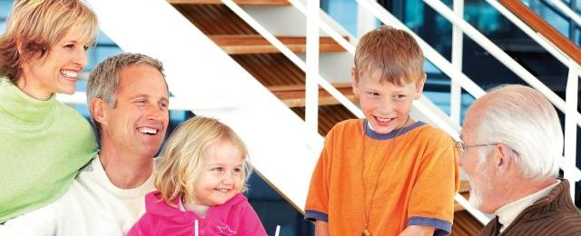 Princess Cruises Family Fun