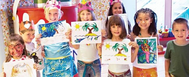 Princess Cruises Kid's Club
