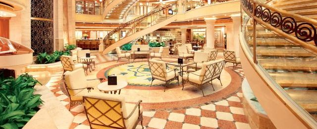 Princess Cruises Atrium