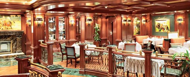 Princess Cruises Restaurant