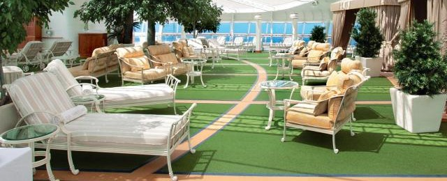 Princess Cruises Sanctuary